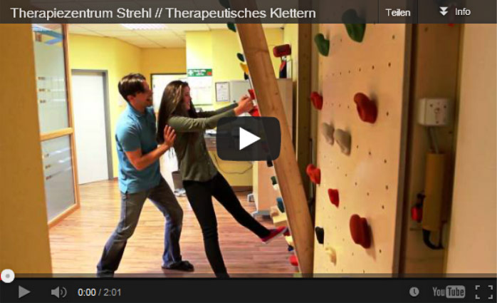Therapiezentrum Strehl – Videos
