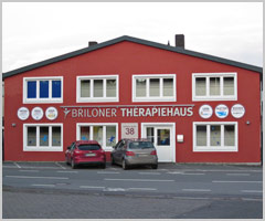 Therapiezentrum Strehl Standort Brilon